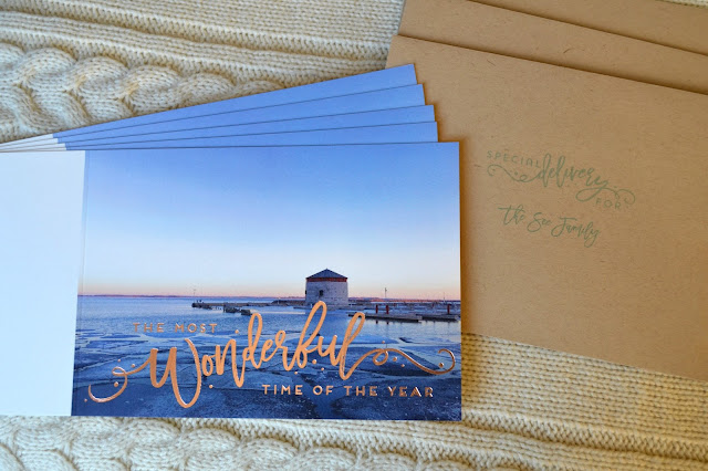Celebrating The Holidays with Minted