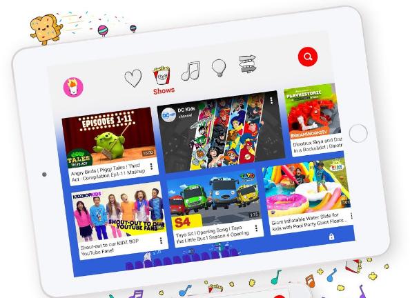 تطبيق YouTube الملائم للأطفال يصل إلى 13 بلدًا جديدًا
