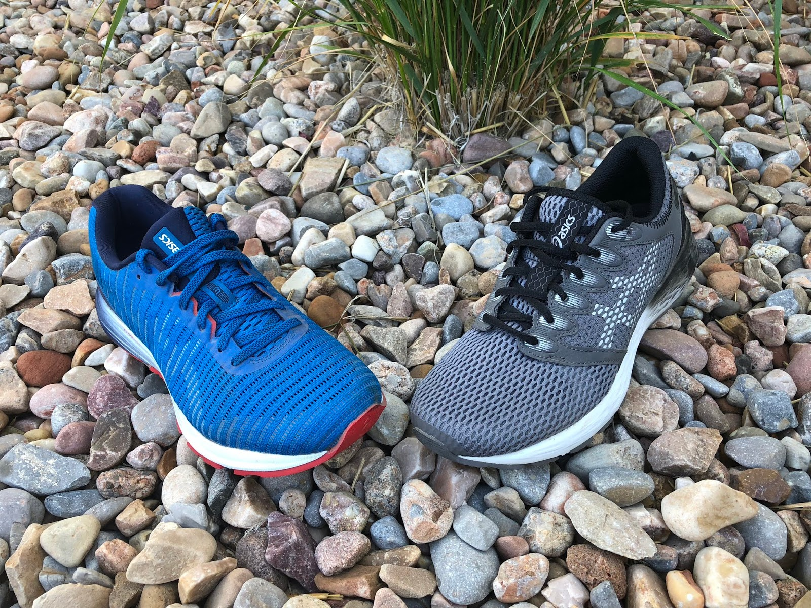 Abolido Claire Cardenal  Road Trail Run: ASICS DynaFlyte 3 and Roadhawk FF 2 Comparative Review:  More Room or More Response?