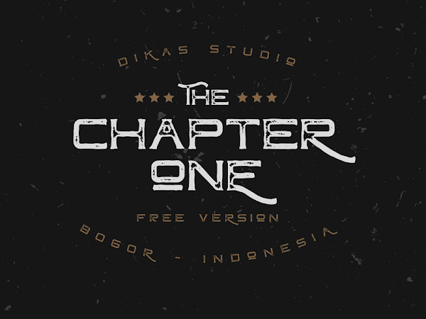 Download ChapterOne Font Free