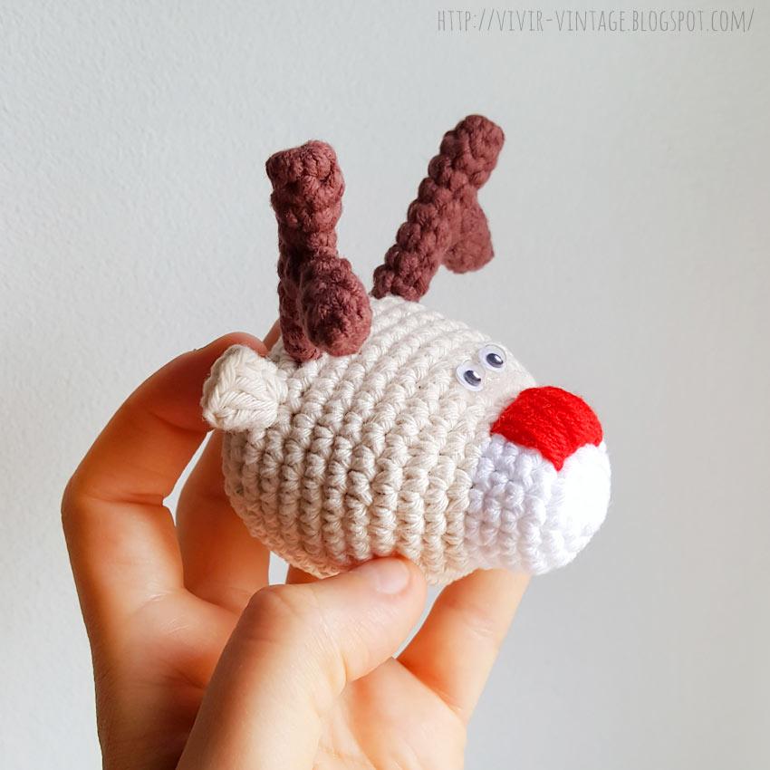 Como tejer un encantador super mini unicornio (amigurumi/crochet ...