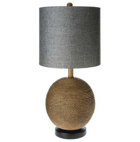 Rope Ball Lamp