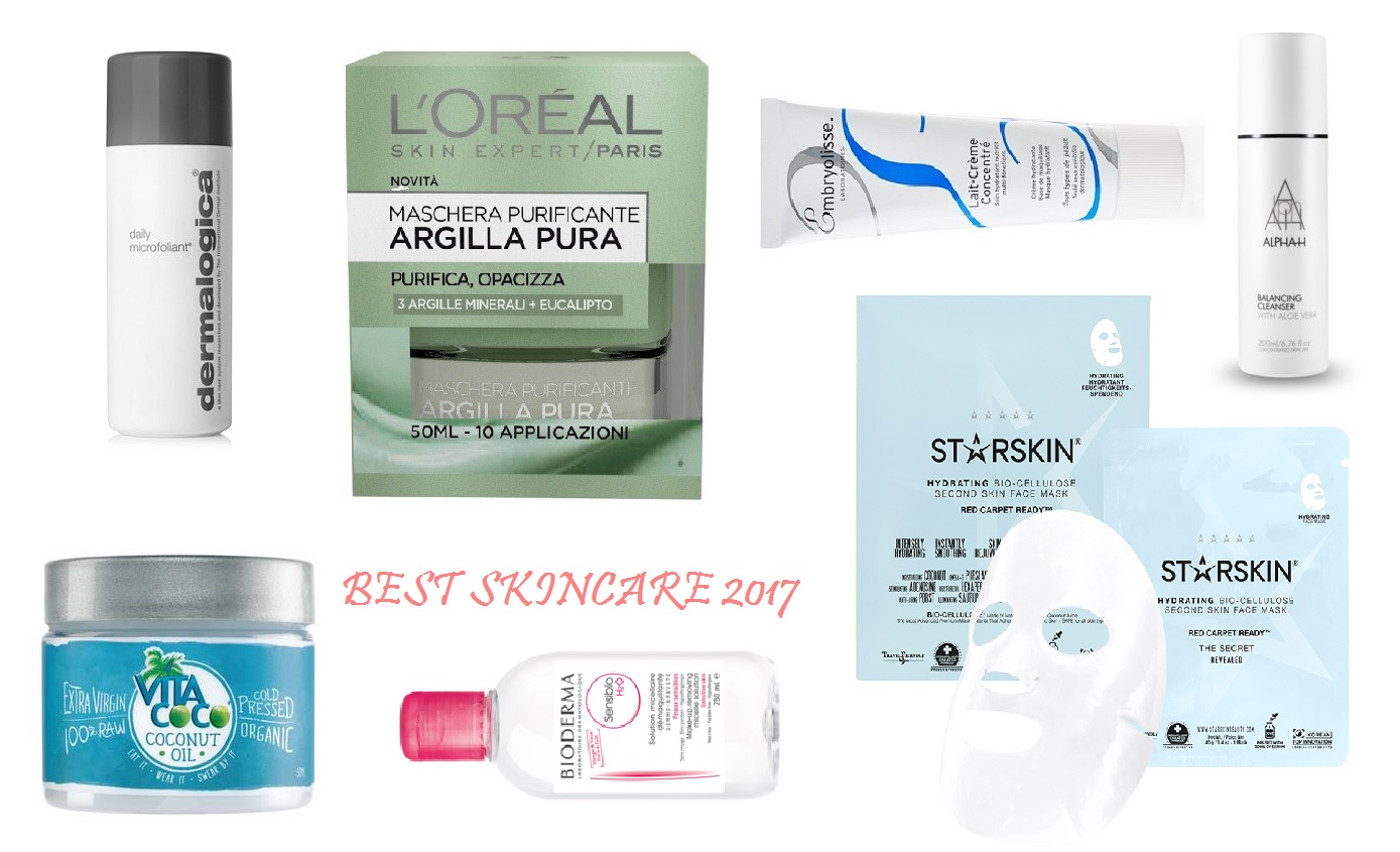 Beauty: Best Skincare 2017