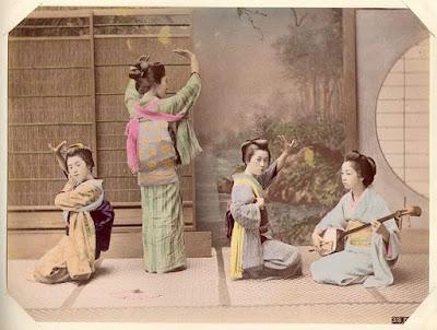 Sejarah tarian tradisional Jepang - berbagaireviews.com