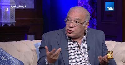 """صلاح عبد الله عن دعوات مقاطعة الاستفتاء: """"هو فى حد يقاطع أمه؟!"""" (فيديو)"""