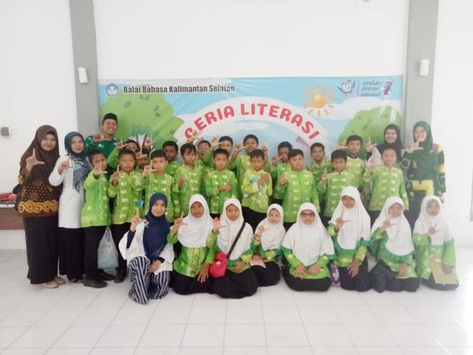 Outing Class: Kunjungan ke Balai Bahasa Provinsi Kalimantan Selatan