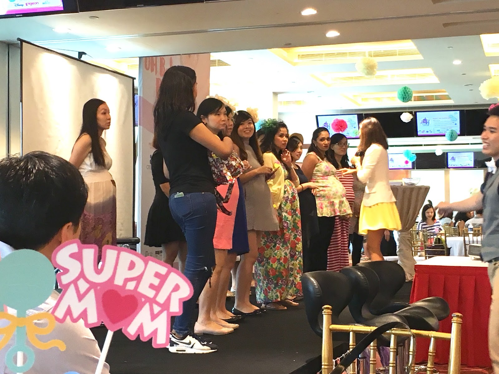 Vanny S Telling Everything Oh Baby Baby Shower Event By Supermom