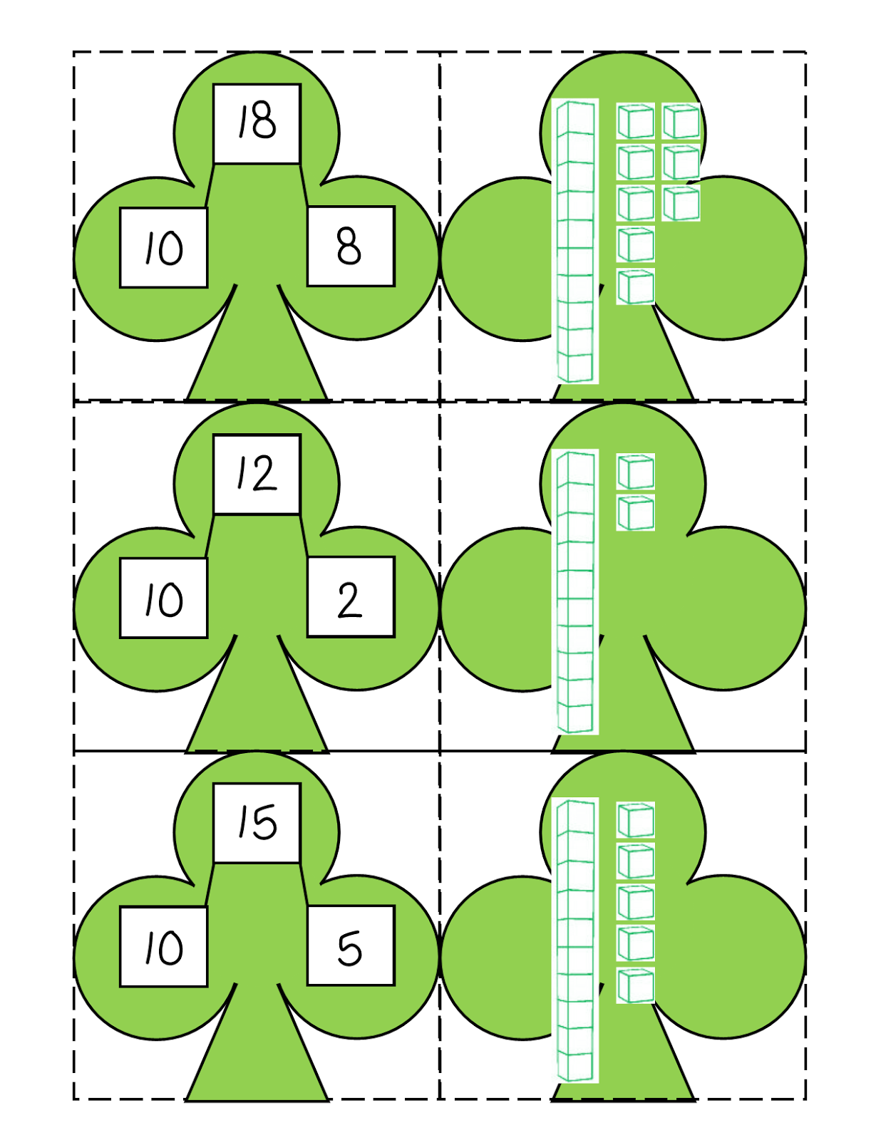 Pride And Primary St Patrick S Day Math Bundle