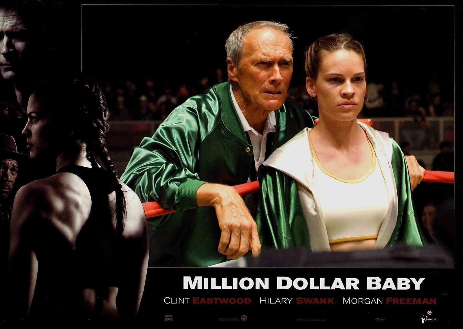 million dollar baby by clint eastwood Find great deals on ebay for million dollar baby signed and stallone signed clint eastwood million dollar baby autographed boxing glove coa $25499.