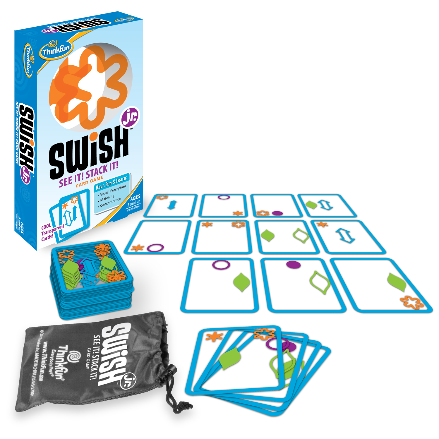 Evan And Lauren S Cool Blog 2 4 13 Thinkfun Swish Jr
