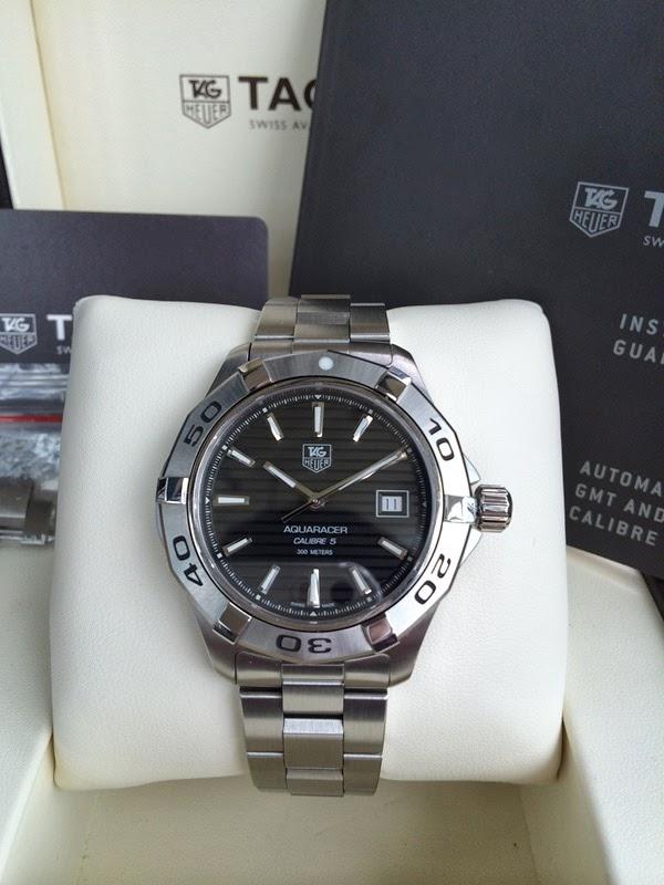 the best attitude 189dc 58c85 Executive Watches: SOLD [LNIB] TAG Heuer Men's WAP2010 ...