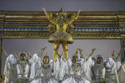 Карнавал, Бразилія
