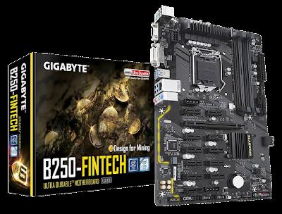 Buy Gigabyte B250 FinTech Here