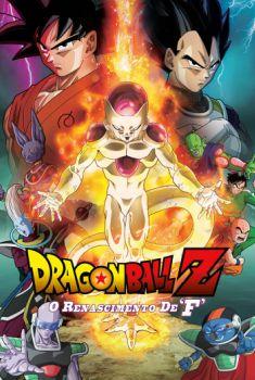 Dragon Ball Z: O Renascimento de Freeza Torrent - BluRay 720p/1080p Dual Áudio