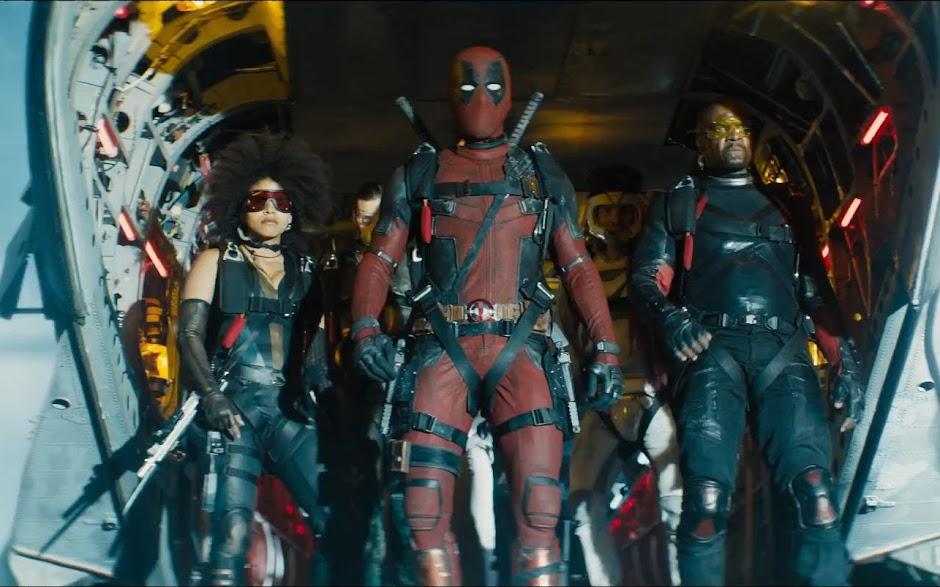 "Wade e Dominó enfrentam Cable nos vídeos inéditos de ""Deadpool 2"""