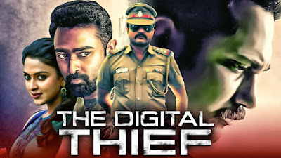 The Digital Thief 2020 Hindi Dubbed WEBRip 480p 400Mb x264