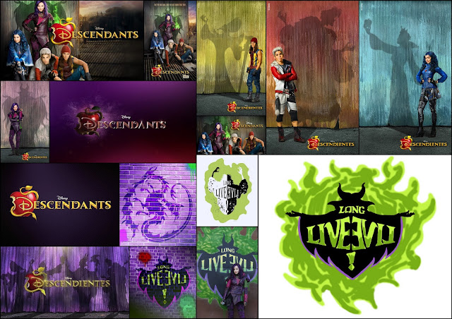 Disney Descendants: Movie Posters in High Quality.