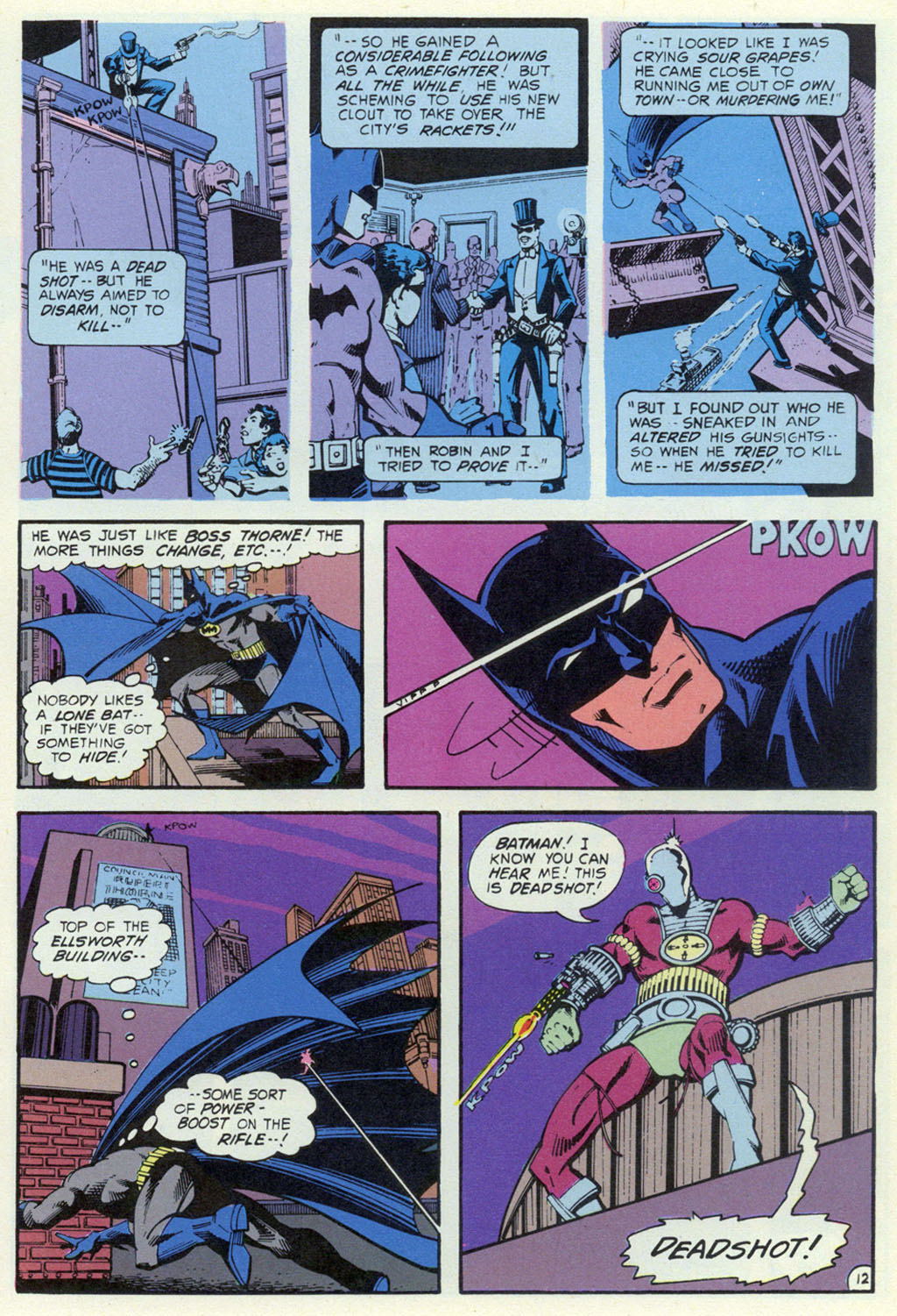 Read online Shadow of the Batman comic -  Issue #3 - 33