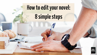 How to Edit your Novel - Reading, Writing, Booking