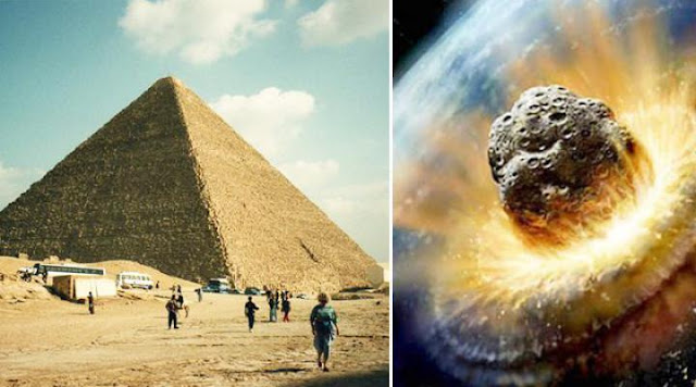 Is September 23rd The Big Day? Great Pyramid Of Giza Decoded