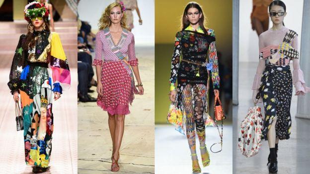 Modeli pačvork garderobe