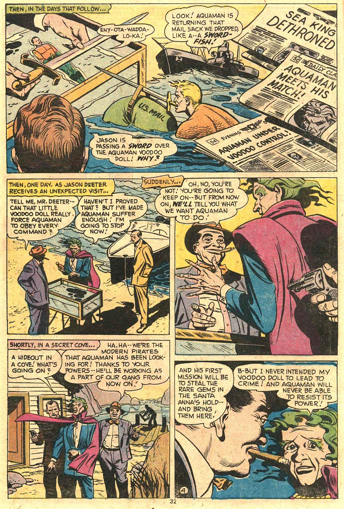 Read online World's Finest Comics comic -  Issue #230 - 32