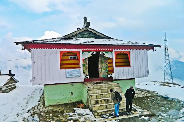 Bijli Mahadev, Kullu, Himachal Pradesh