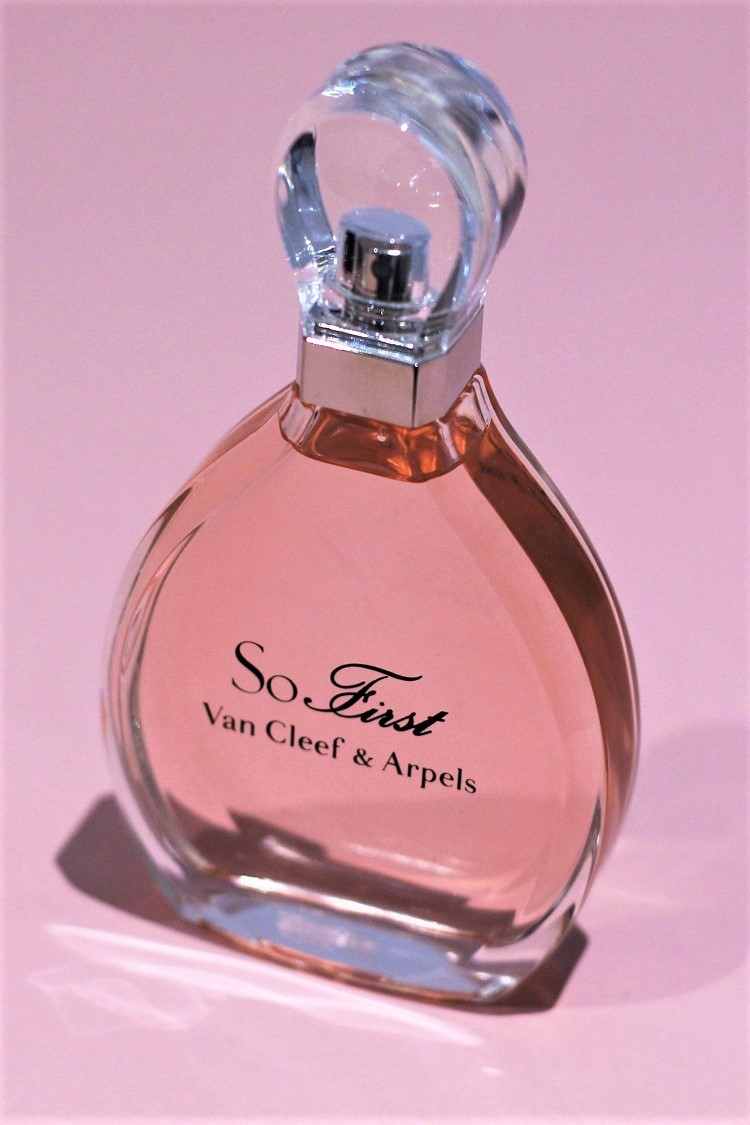 So First fragrance from Van Cleef & Arpels - UK luxury beauty blog
