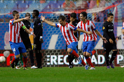 El Atlético de Madrid Imparable