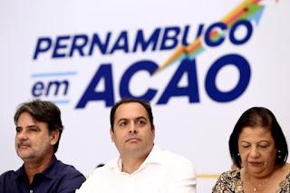Resultado de imagem para Paulo Câmara pernambuco em ação