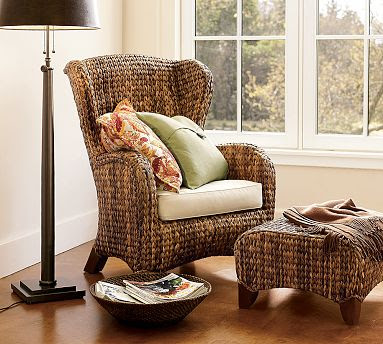 Andrew Barnes Lifestyle Wild About Wicker