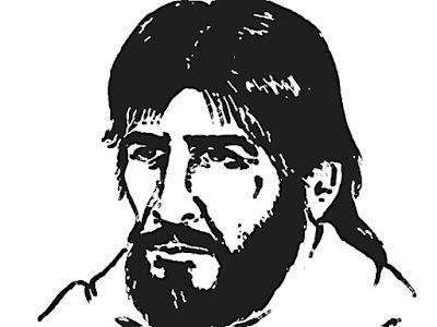 dibujo de Martín Fie