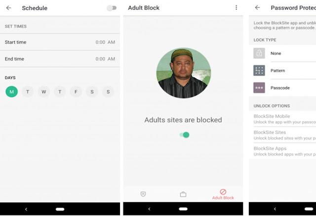 Cara Mudah Memblokir Situs Web  di Perangkat Android 1