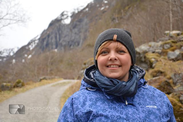 Bloggerzy w Norwegii. Nordtrip w kierunku lodowca Folgefonna z Sundali z Oddy