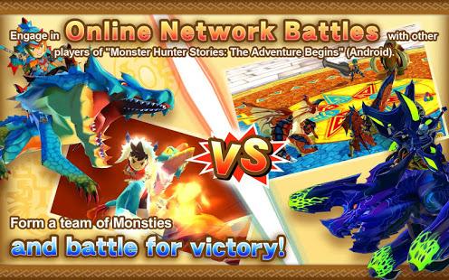 Monster Hunter Stories Apk Full