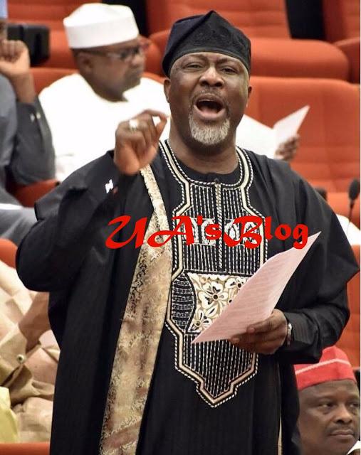 I'm ashamed of Nigeria – Dino Melaye