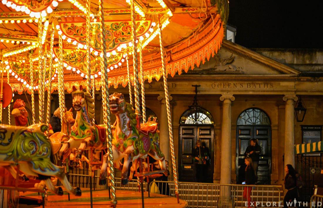 Carousel, Bath Spa
