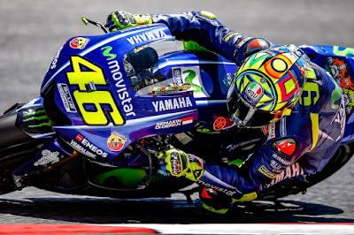 Suzuki Belum Menyerah Buru Valentino Rossi