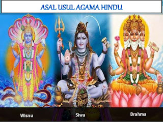 Asal Usul Agama Hindu