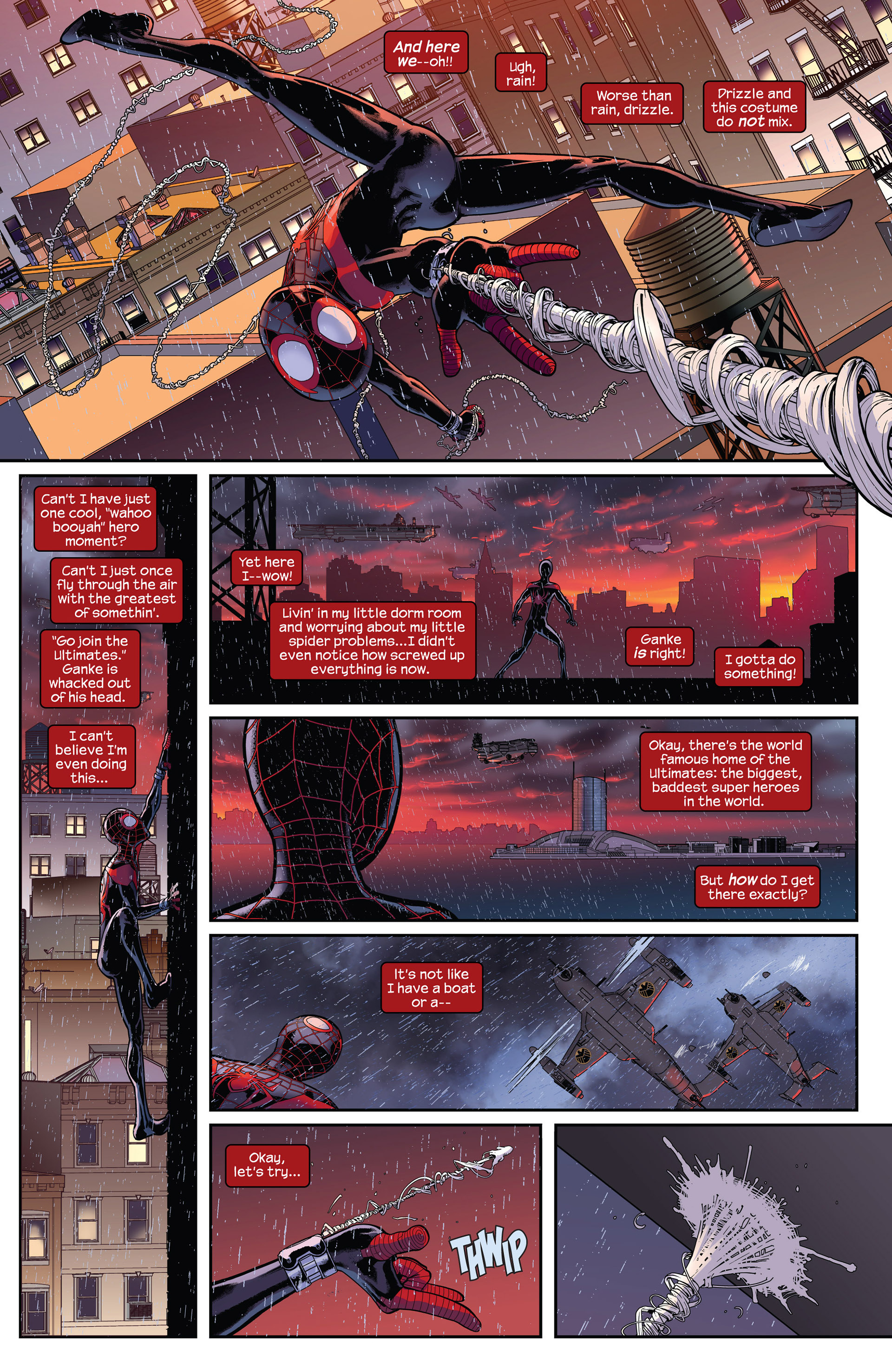Read online Ultimate Comics Spider-Man (2011) comic -  Issue #15 - 18