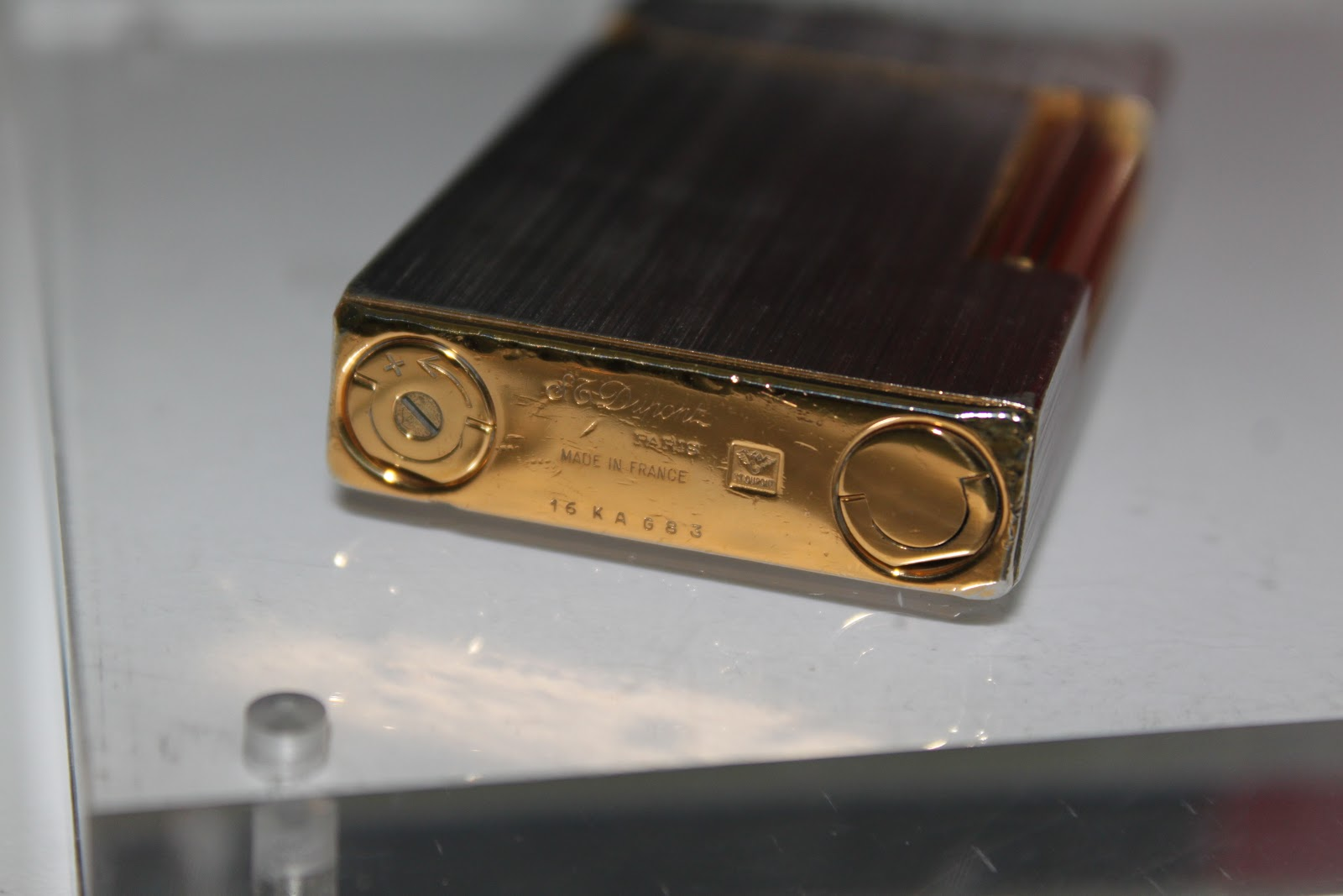 St Dupont Lighter Serial Number