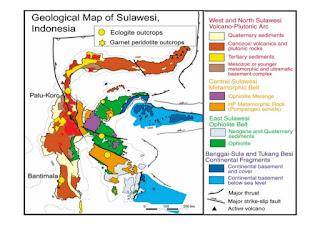 Sulawesi Sebagai Daerah Tektonik