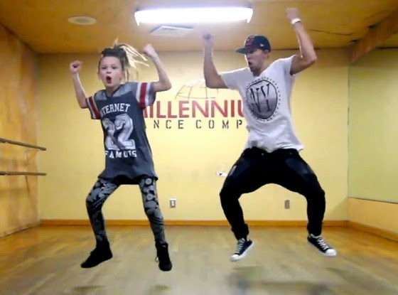 Watch This 11-Year-Old Girl Break It Down to 'All About That Bass'!