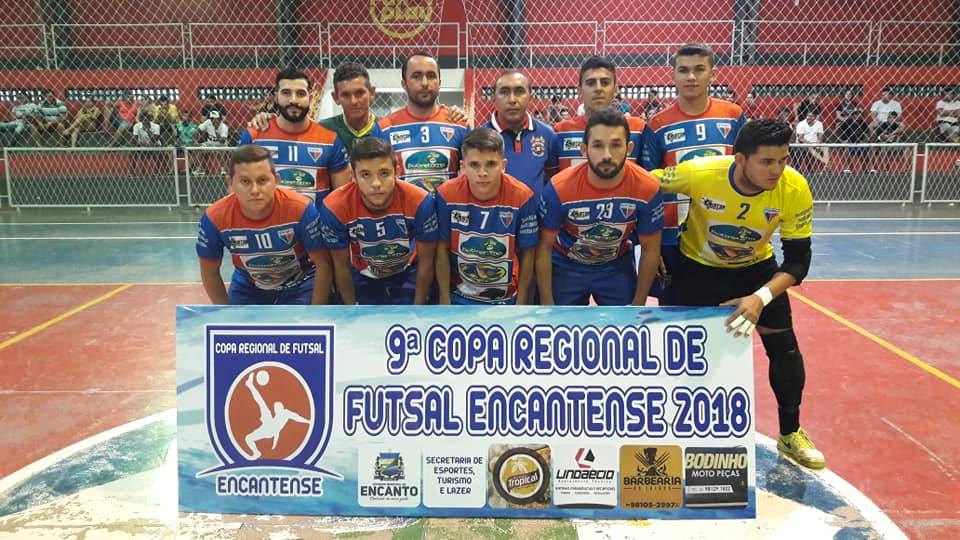 Nesta Quarta Feira dia 10 10 2018 aconteceu os jogos das Semi finas da IX  Copa Encantense de Futsal no Ginásio Poli-Esportivo na cidade do Encanto-RN. abfa6132c7698