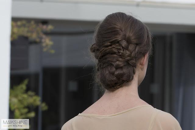 Hairstyle by Encarna Moreno