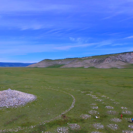 Climate change and looters threaten the archaeology of Mongolia