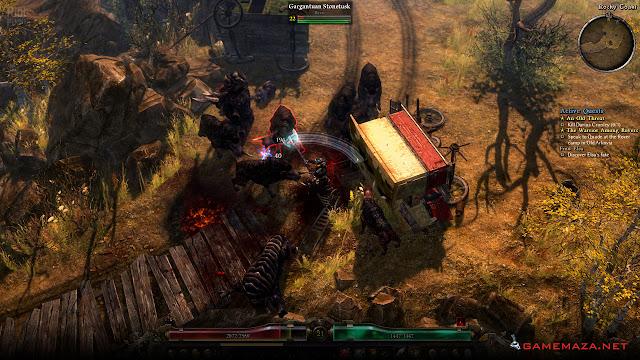 Grim Dawn Gameplay Screenshot 1