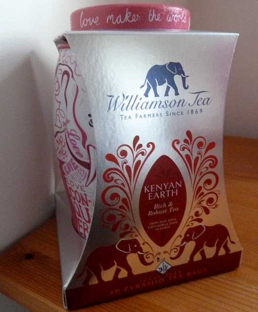 Elephant Caddie Williamson Tea