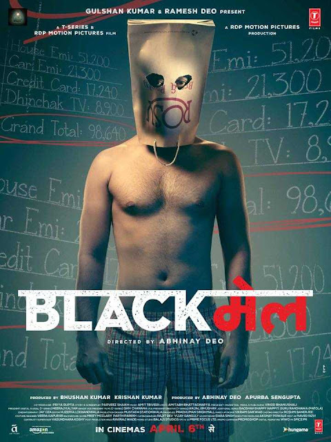 Poster Blackmail 2018 Full Movie Download 720p HD Hindi Free