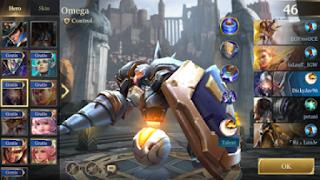 Garena AOV Arena of Valor: Action MOBA Mod Apk v1.15.9.1
